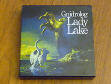 Gnidrolog: Lady Lake Empty Promo Box [Japan Mini-LP no cd roxy music eno Q