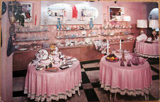 1950s Chrome Advertising Postcard: 'Concord Hotel Gift Shop - Kiamesha Lake, NY'