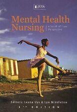 Mental Health Nursing: A South African Perspective by Juta & Company Ltd...
