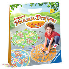 Ravensburger Outdoor Mandala Designer Animal Fun