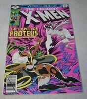X-MEN #127 BYRNE, CLAREMONT, 1979, PROTEUS, CYCLOPS, WOLVERINE!!!