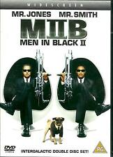 M2b MEN IN BLACK 2-Intergaláctico Doble Set de Discos - NUEVO DVD