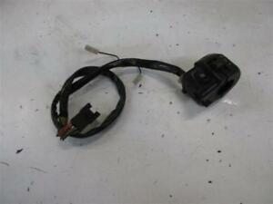 4. Suzuki Burgman On 400 Wvau Indicator Switch Right Steering Armature Handlebar
