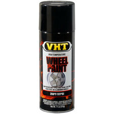 VHT Wheel Paint High Temperature Spray Can Gloss Black SP187