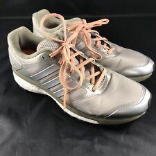 Adidas SUPERNOVA GLIDE BOOST 7 ATR Womens 8.5 40 2//3 Champagne Silver Gold
