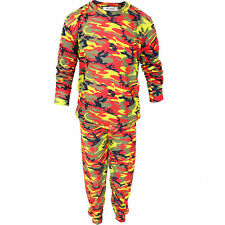 kids camo lounge sets age 2-13 last few left grab a bargain