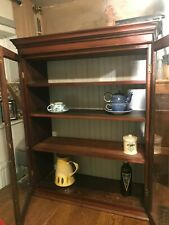 More details for mahogany wall cupboard