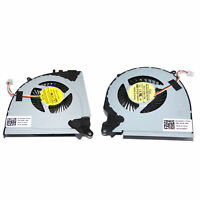 New CPU Cooling Fan Left+Right For Dell Inspiron 15 7559 7557 0RJX6N 04X5CY