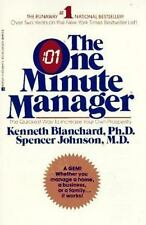 The One Minute Manager Set by Spencer Johnson and Ken Blanchard (1986,...