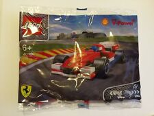 Lego 40190 F138 Shell Promotional Ferrari Collection 2014 NEW