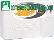 LINCE 4203 EUROPLUS10/LAN CENTRALE ALLARME LAN INTEGRATA 10 ZONE