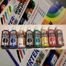 Ahrenshof ORIGINAL Window Color Farben 80ml  8er Starter Set