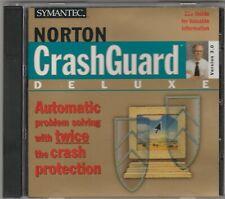 Norton CrashGuard Deluxe Ver. 3.0 by Symantec 1997