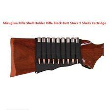 Mizugiwa Ammo Cartridge Rifle Gun Holder Buttstock Shell Storage Sleeve