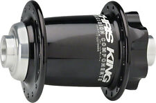Chris King ISO 15mm Front Disc Hub, 32 Hole Black
