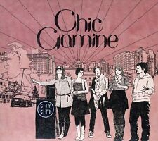 Chic Gamine - City City [New CD] Digipack Packaging