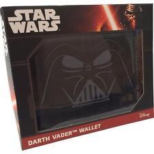 DISNEY STAR WARS Darth Vader Official Licensed Bi-Folding Wallet/Card Holder.