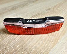 AXA BLUELINE mit Standlicht LED Rücklicht Fahrrad Rücklicht für Nabendynamo 80mm
