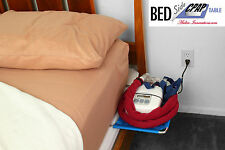 PORTABLE BED SIDE CPAP TABLE - HOME OR TRAVEL - PORTABLE CPAP/BiPAP/ SLEEP APNEA