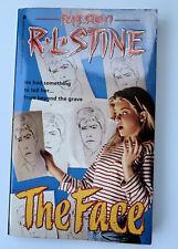 R.L. Stine Fear Street The Face 1996 1st Printing Like New!