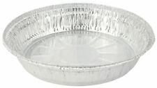 8 inch Aluminum Foil Round Baking Pan - (Pack of 40 Pans)