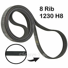 CANDY HOOVER 1230H8 Poly V Tumble Dryer Drive Belt 1230 H8 1231 1231H8 41003164