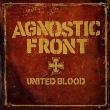 AGNOSTIC FRONT UNITED BLOOD NEW VINYL RECORD