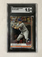 PETE ALONSO 2019 Topps Chrome ASG BASE RC #86! SGC MINT+ 9.5! CHECK MY ITEMS!