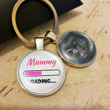 Personalised Photo Keyring Mummy to be Gifts Pregnancy Presents New Born Mother