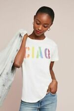 Sol Angeles Rainbow Ciao Graphic Tee Size XS RRP £65