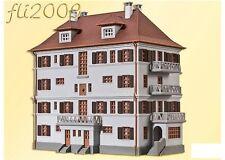 * Kibri scala N 7170 Palazzo 4 piani condominio con balconi