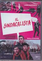 Dvd  IL SINDACALISTA con Lando Buzzanca Renzo Montagnani nuovo 1972