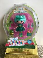 "Lalaloopsy Mini, Clarity Glitter Gazer, 4"" Doll, She Sees the Future - New"