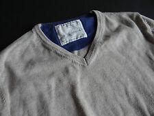ZARA knitwear Wundervoller Strickpulli Pullover beige Gr.5-6/118cm