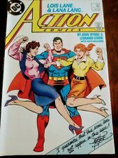 Superman's ACTION COMICS, No.597, February 1988