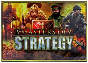 EBOND Master of Strategy Deluxe 18 Giochi PC di Strategia GC001013