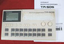 Vintage ROLAND TR-505 Rhythm Composer Portable Drum Machine ~ CLASSIC!