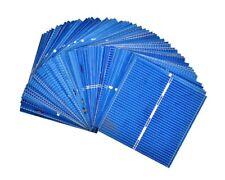Células de panel solar de 50Pcs Hágalo usted mismo Policristalino fotovoltaica Cargador De Batería