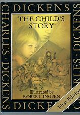 The Child's Story by Charles Dickens - illustrated by Robert Ingpen