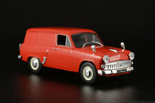 Moskvitch 430 USSR Soviet VAN Freight Car Red Color 1:43 Scale Diecast Model