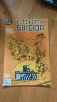 ESCUADRON SUICIDA  Nº 1 EL ESTADO ES NORMAL COMICS DC