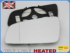 For OPEL ZAFIRA B 2005-2010 Wing Mirror Glass  Wide Angle HEATED Left Side /F026