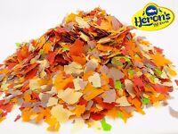 HERONS Premium Koi Flakes POND COLDWATER FISH FOOD CARP GOLDFISH ORFE