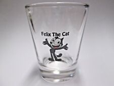 "FELLIX THE CAT "" ONE COOL CAT "" SHOT GLASS"