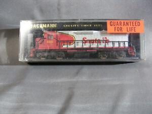 Bachmann N Gauge Santa Fe GP-40 EMD Diesel Locomotive #4606/1498
