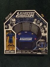 UFC Ultimate Fighter Octagon Playset With Chuck Liddell Figure Brand New Sealed