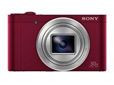 Sony Dsc-wx500r digital Cámara compacta rojo