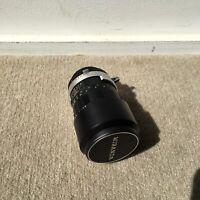 Genuine original Miranda brand 1:2.9 135mm lens camera