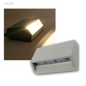 LED Applique Eclairage à Assembler Lampe Éclairage D'Escalier IP65, 230V 1,5W
