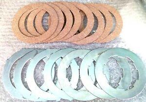 BSA M20 GOLD STAR CLUTCH & PRESSURE CLUTCH PLATES SET COMPLETE CLUTCH PLATE (U)